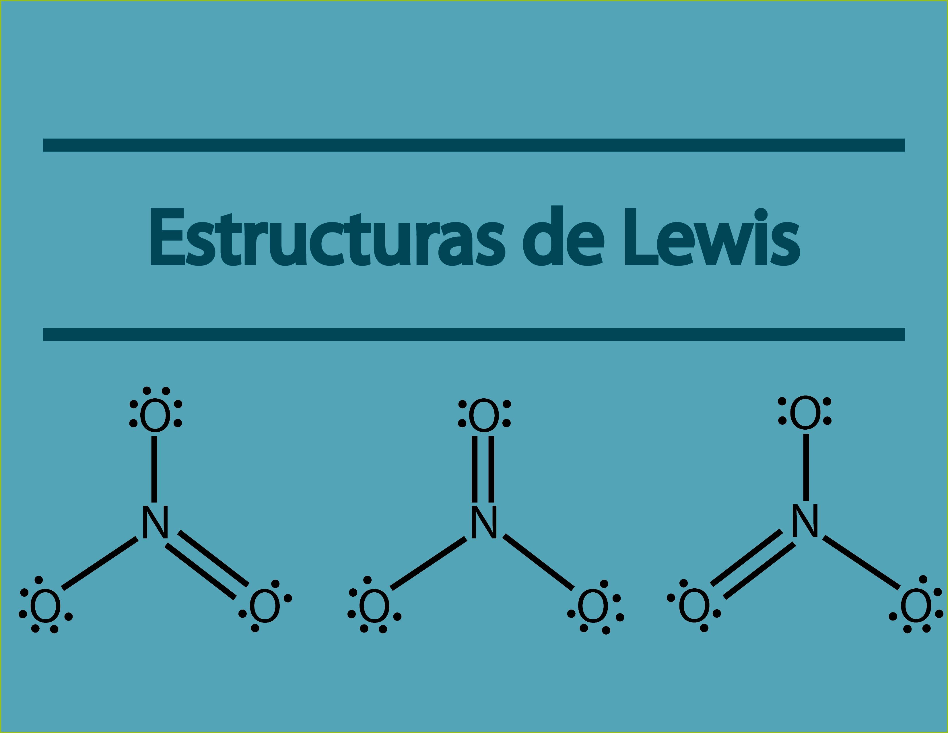 Estructuras De Lewis O De Puntos De Electrones Ejemplos Yubrain
